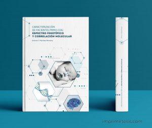 Ejemplo real de diseño de portada de tesis doctoral